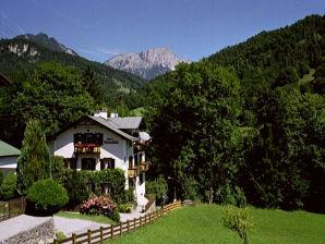 Ferienwohnung 2 im Haus Marienblick Berchtesgaden
