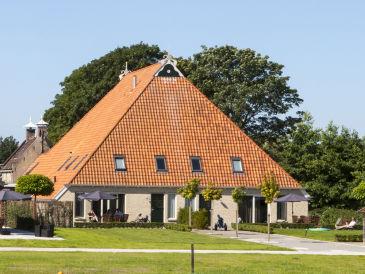 Ferienhaus Simmertwirre - Luxe Vakantie Friesland