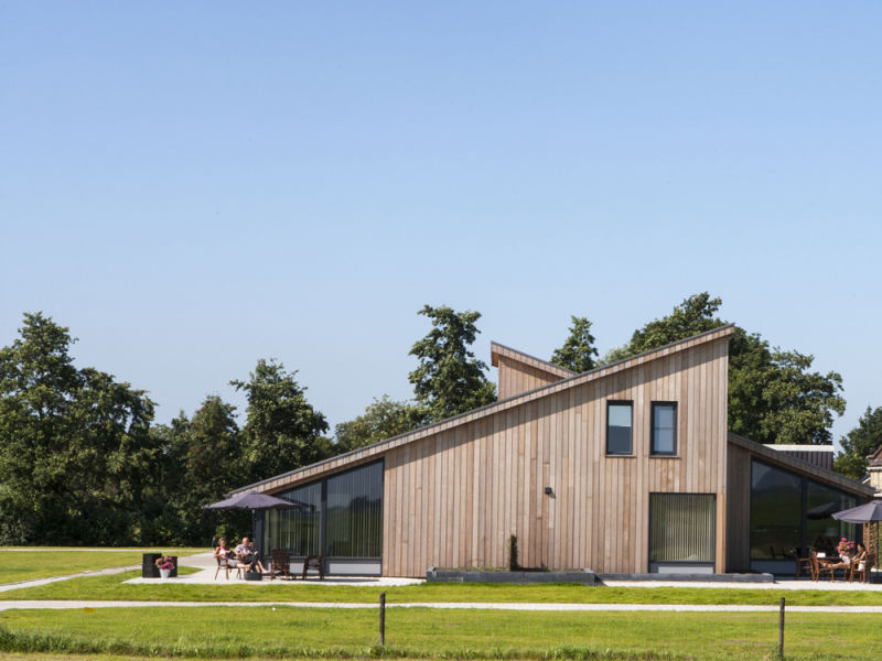 Ferienhaus De Finne - Luxe Vakantie Friesland