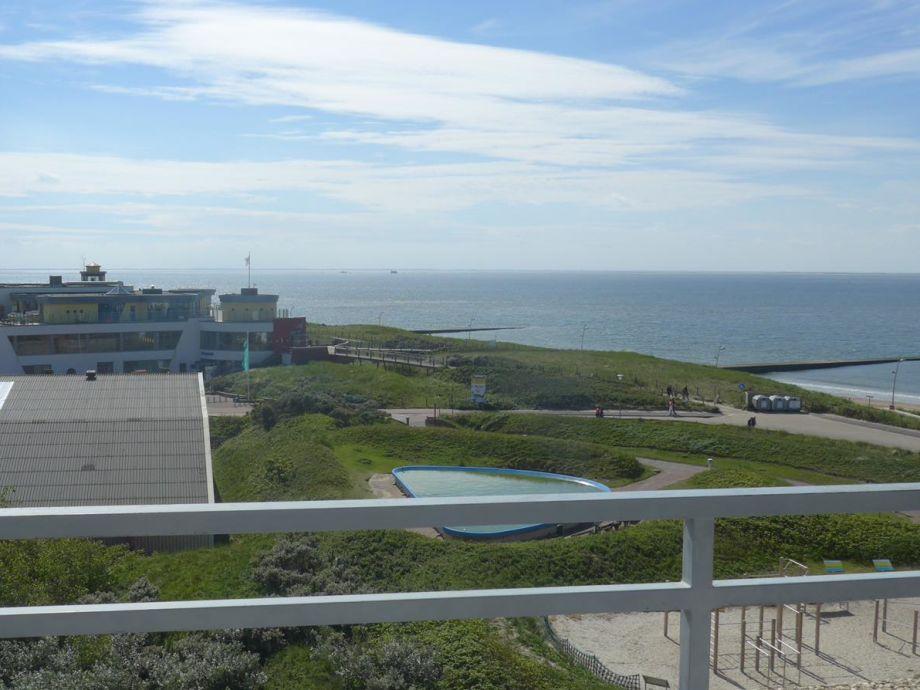 Meerblick und Sonne auf dem eigenen Balkon