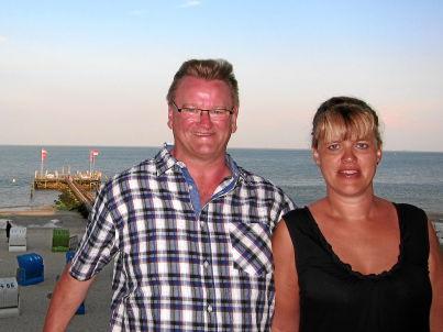 Ihr Gastgeber Dagmar & Stefan Dornieden