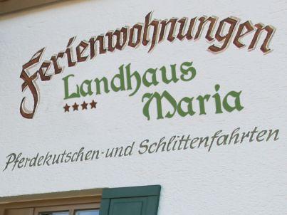Ihr Gastgeber Maria Weinberger