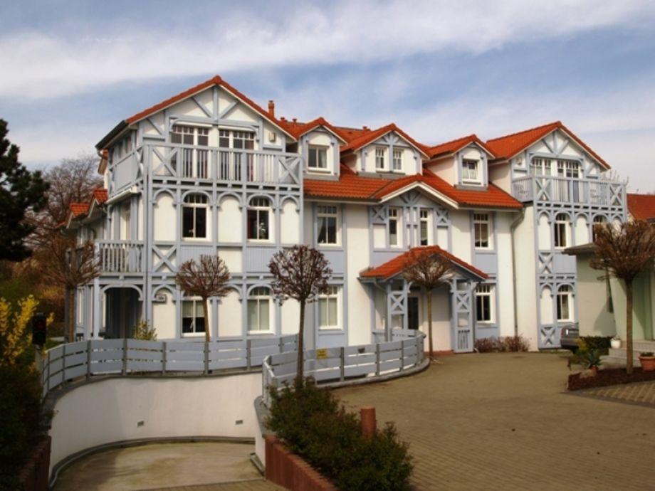 Außenaufnahme SF-07 in der Villa Strandbrise