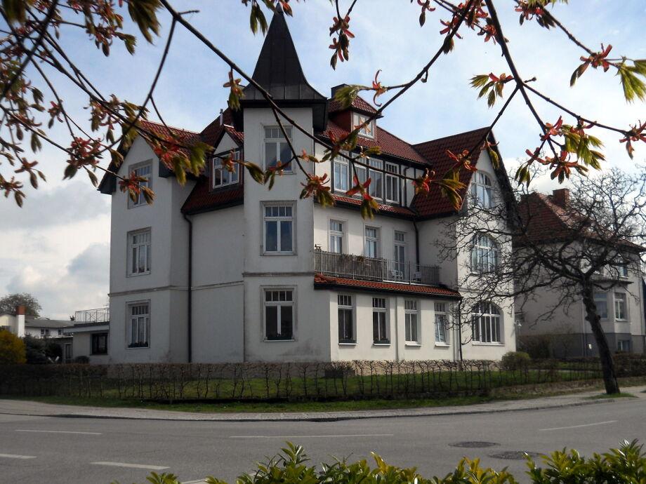 Außenaufnahme Fr.-Borgwardt-Straße 09 Whg. FR09-Ro
