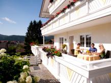 """Ferienwohnung """"Arber"""" im Haus Panorama"""