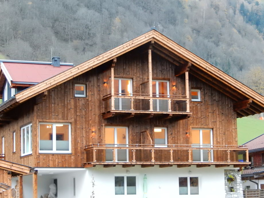 Neues Appartementhaus