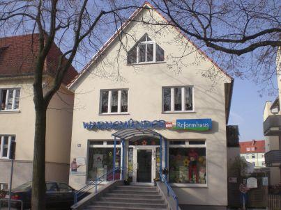 Muschel Warnemünder Reformhaus