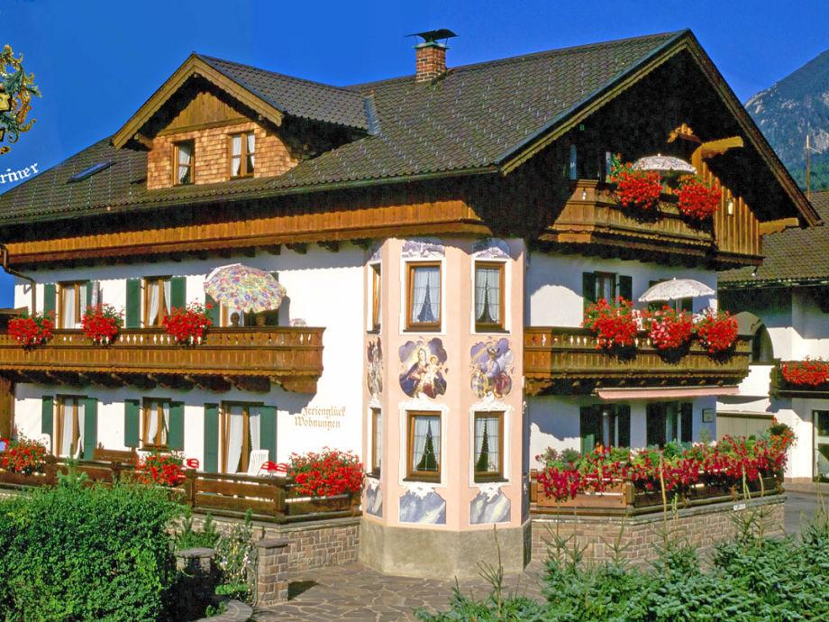 Ferienwohnung Ferienglück Haus