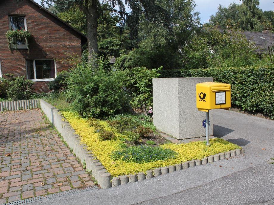 PKW-Stellplatz am Haus