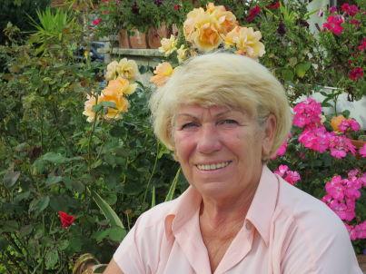 Ihr Gastgeber Marlene Stübinger