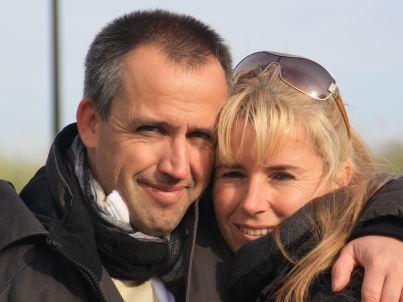 Ihr Gastgeber Katja und Jürgen Sonderhüsken