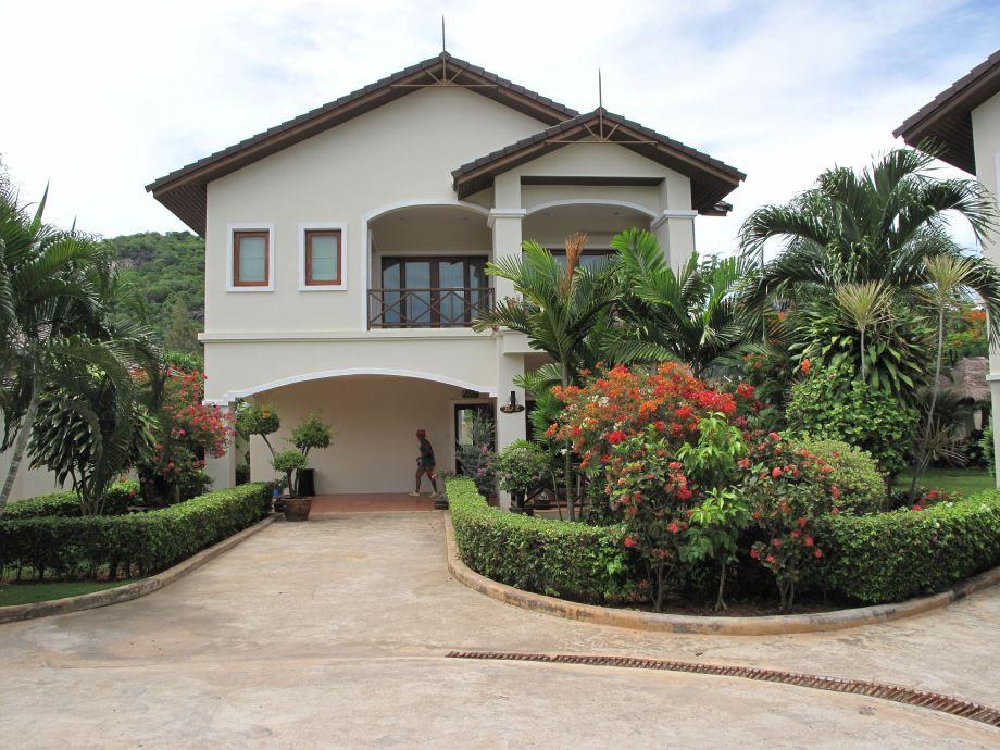 Außenaufnahme Villa Pom