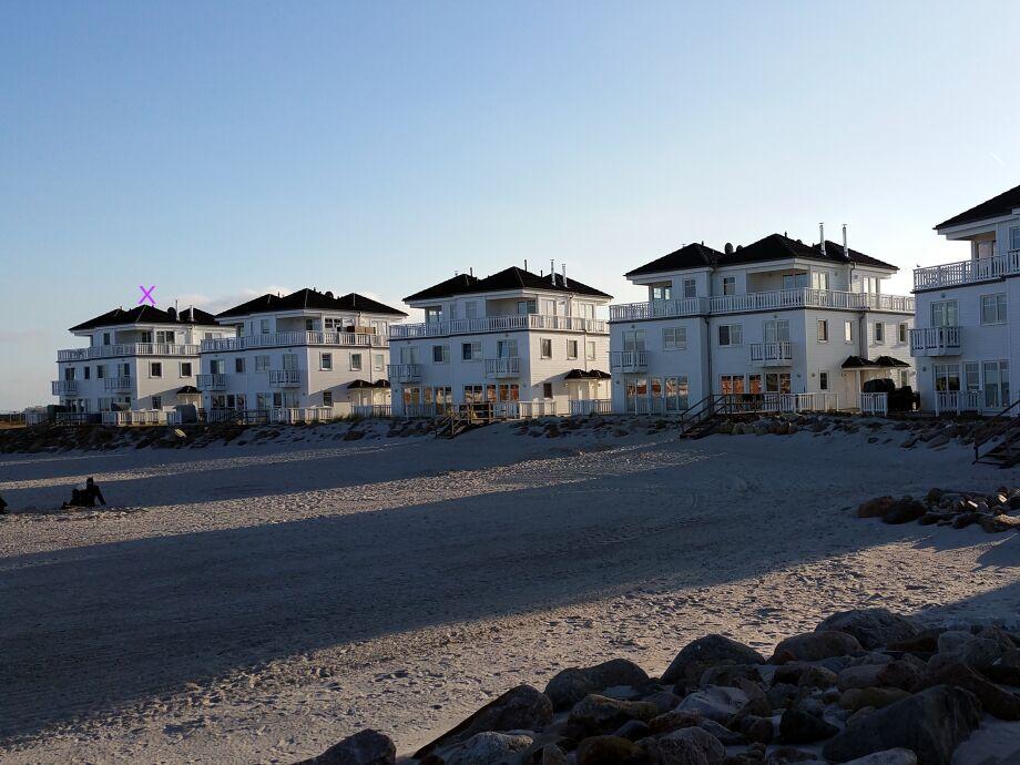 Strandvilla Sandburg