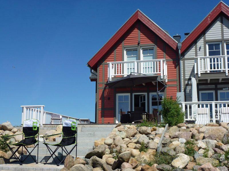 Ferienhaus Hus im Lee un Luv