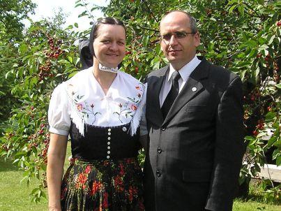 Your host Maria und Klaus Sachon