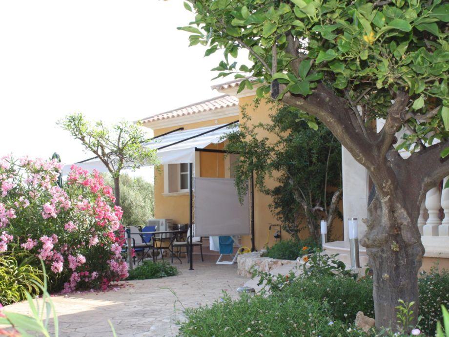 Ferienwohnung für 2-3 Personen mit Terrasse