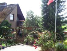 Ferienwohnung Haus Reichmann mit Balkon