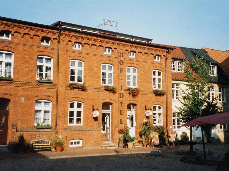 Ferienwohnung Hof-Idyll Loft