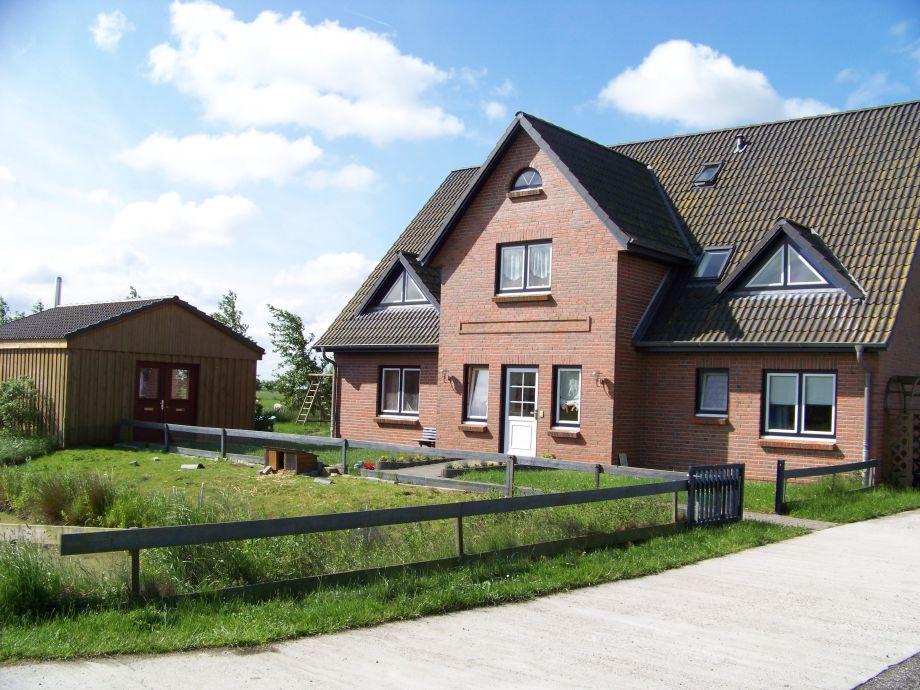 Haus und Aufenthaltsraum