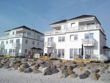Ferienhaus Strandkorb