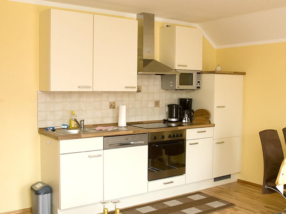 Küchenzeile Ch ~ ferienwohnung 3 schuepferlingshof, fränkischen schweiz frau monika sebald