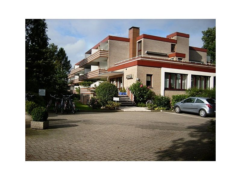 "Apartment Nr.116 |2 Zi-Appartement""Die Insel"""