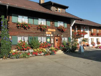 Landhaus Schmid - Wohnung 4
