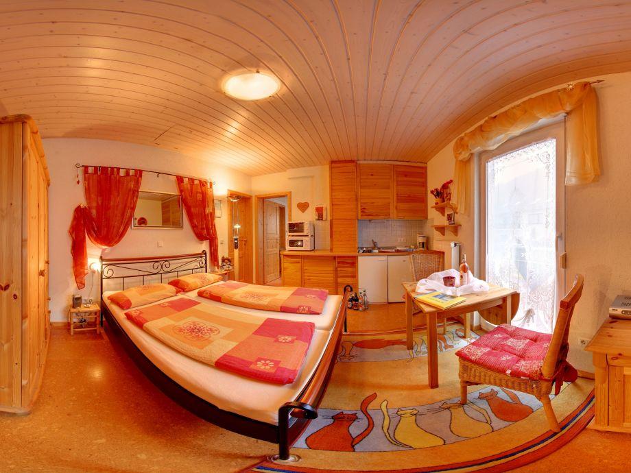 romantisches Schlaf-Wohnzimmer
