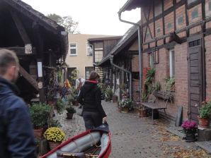 Ferienwohnung Rüster im Haus Robarick - Altstadtflair