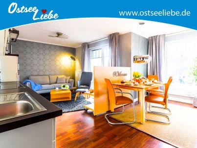Ostseeliebe - Ferienwohnung Seeluft WE3