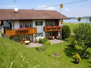 Ferienhaus Hohenadl am See - Ferienwohnung Edelweiß