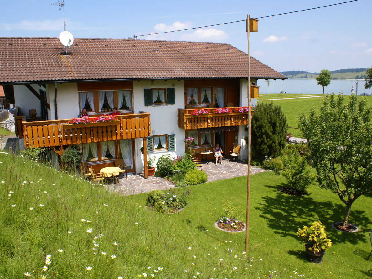 Ferienhaus hohenadl am see ferienwohnung edelwei for Ferienwohnung am see