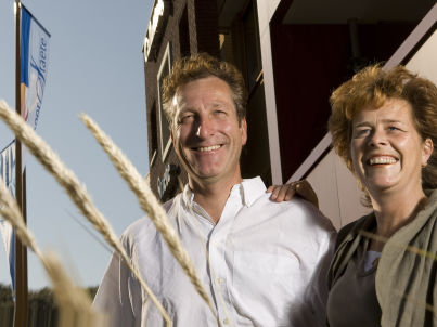 Ihr Gastgeber Marcel und Annet Tabeling/Verhuurburo Callantsoog