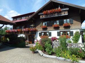 Ferienwohnung Wannenkopf im Haus Kennerknecht