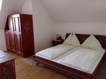 "Holiday apartment 2 on the ""Rösslgut""."