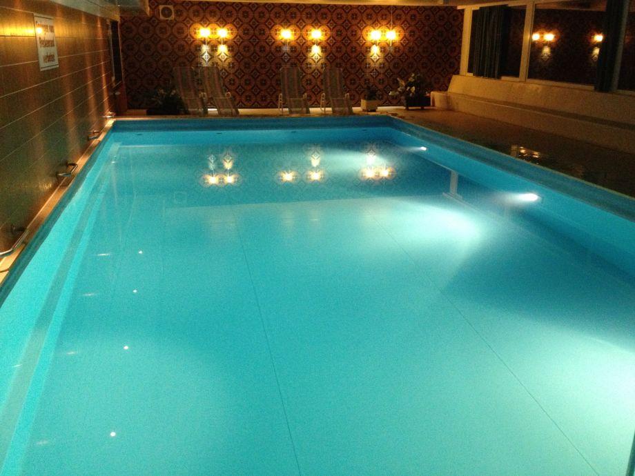 Ferienwohnung Relax 1 mit Schwimmbad im Haus Horumersiel
