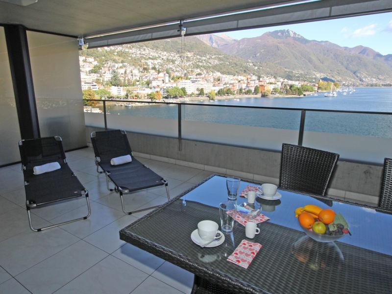 Ferienwohnung Residenza Vivian 405A