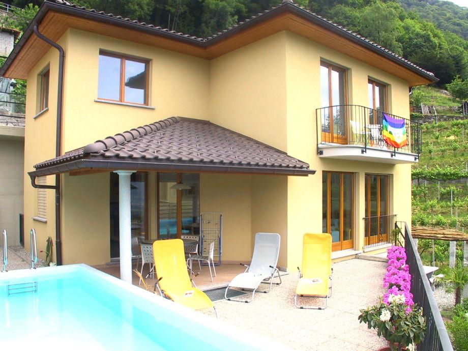 Casa Luna mit Pool
