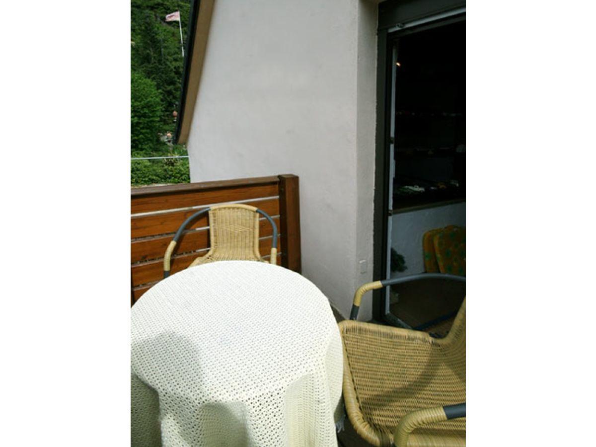 ferienwohnung ingrid m ller oberwesel mittelrheintal frau ingrid m ller. Black Bedroom Furniture Sets. Home Design Ideas