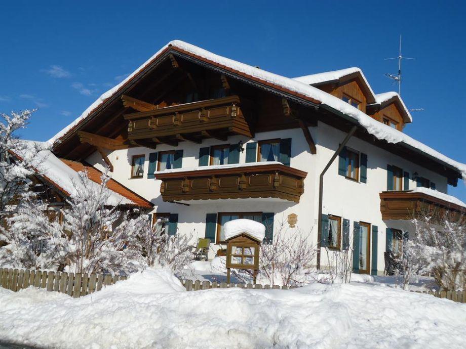 Winter in Hopferau