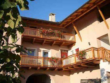 Ferienwohnung Weintraube auf dem Ferienhof Hanna