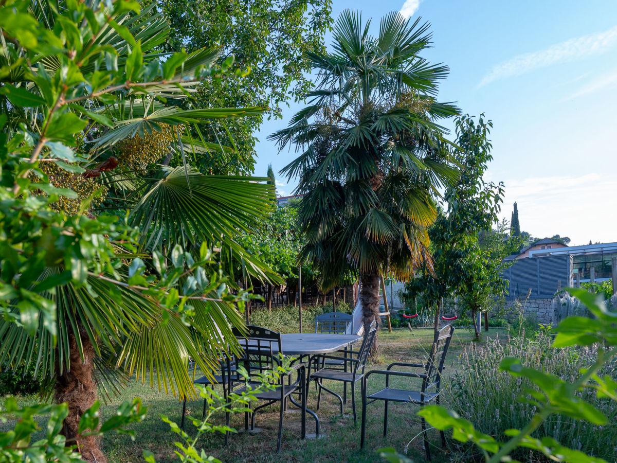 Ferienwohnung weintraube auf dem ferienhof hanna tramin frau vilma calliari steinegger - Garten mit palmen gestalten ...