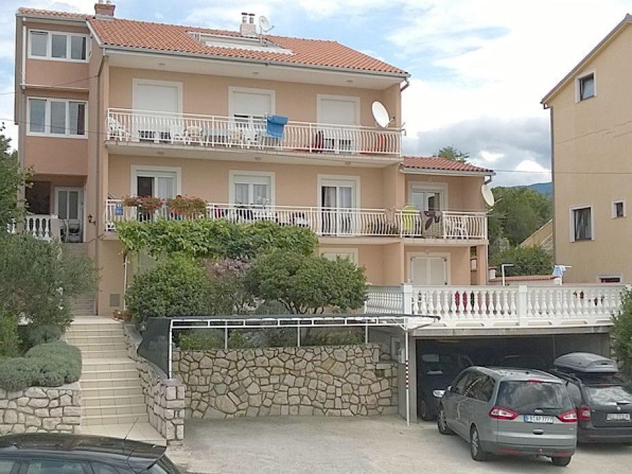 Ferienwohnungen Baricevic