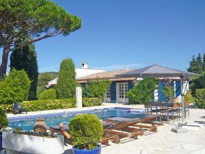 """Ferienhaus Villa """"Le Plein Soleil"""" in der Bucht von Saint-Tropez"""