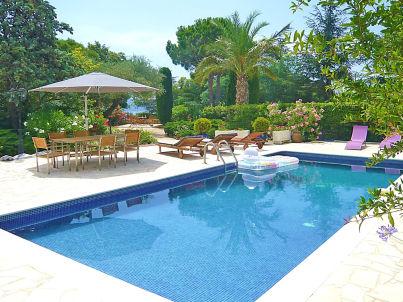 """Villa """"Le Plein Soleil"""" in der Bucht von Saint-Tropez"""