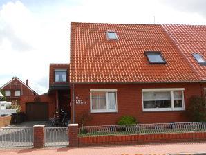 Ferienwohnung Haus Seeigel, Strandflieder