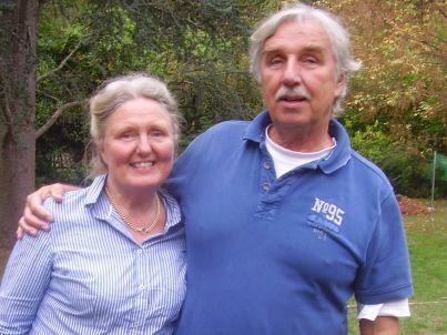 Ihr Gastgeber Henne & Thea Otto