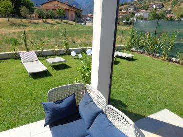 """Reihenhaus Top-Ferienresidence """"San Marco"""" Haus Nr. 4 mit Garten und Gemeinschaftspool"""