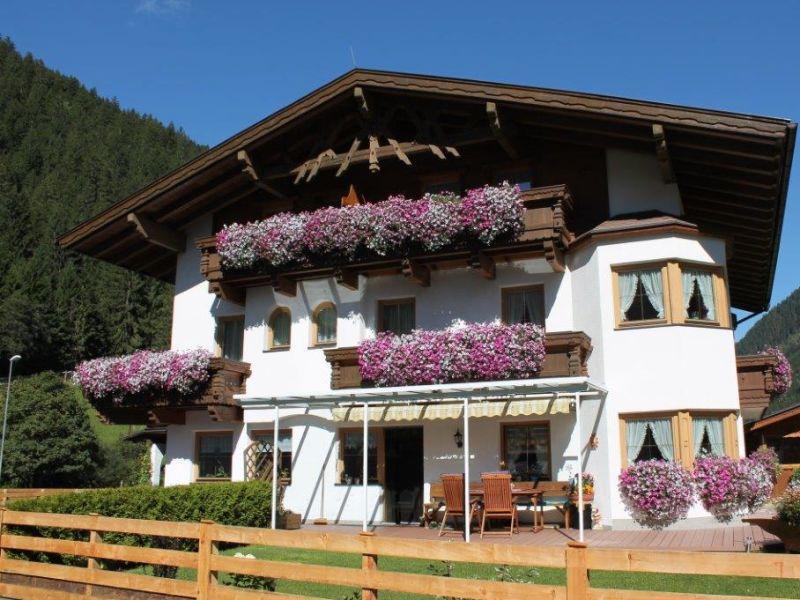 Ferienwohnung Landhaus - Praxmarer