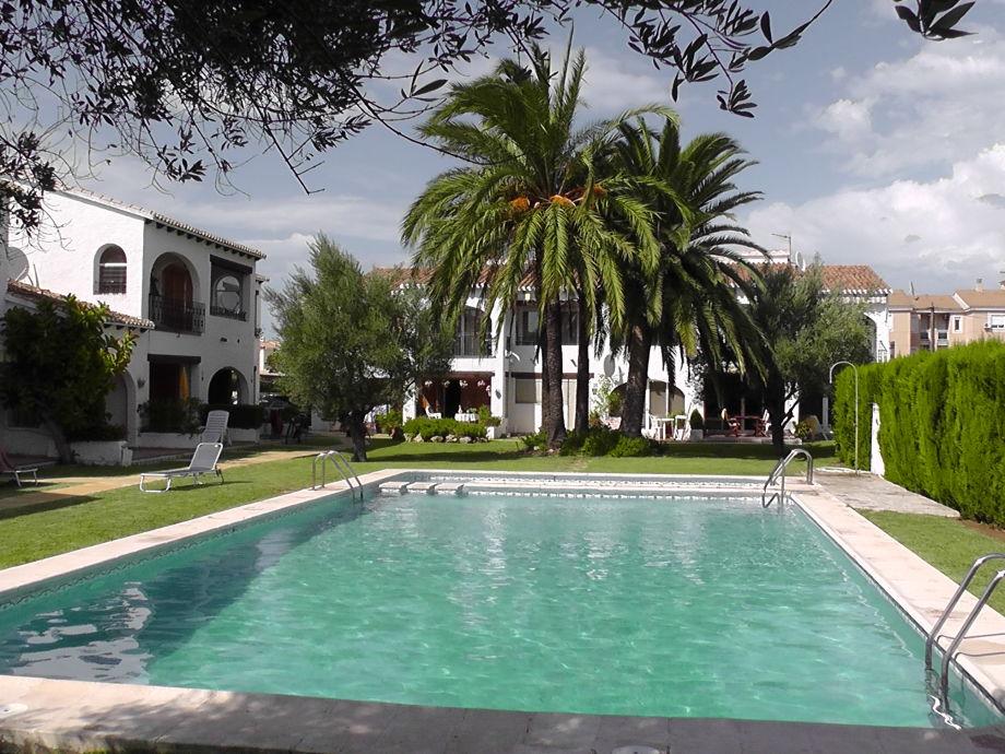 Retiro Sol Pool